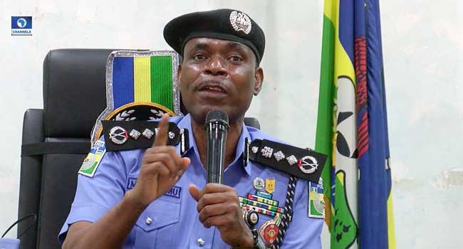 We Shall Never Allow Any Violent Protest In Nigeria Again, IGP Warns