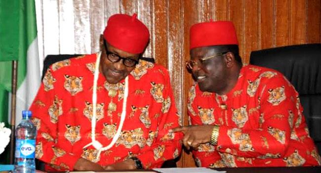 Umahi's Defection: PDP Asks Buhari To Get Serious With Governance