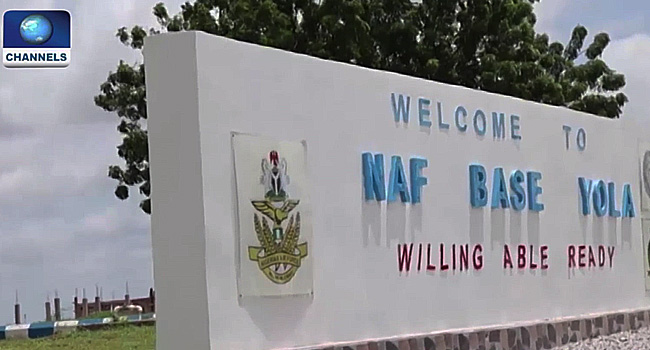 Air Force Commissions 10 Logistics Trucks In Adamawa To Tackle Insecurity
