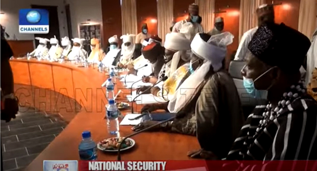 We Are Trying To Avoid Second Wave Of #EndSARS Protest – Chairman Northern Govs Forum