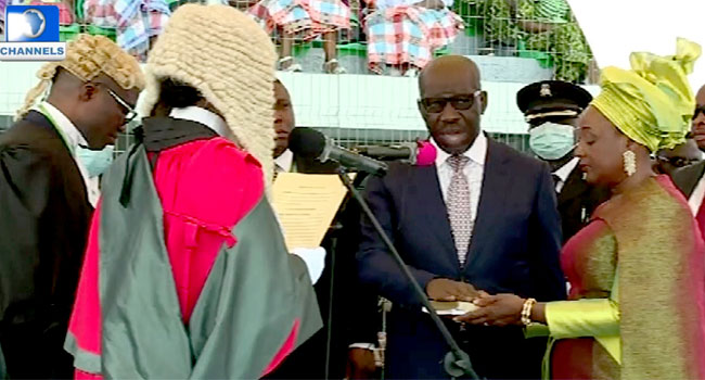 My Reelection Has Restored Confidence In Democracy, Says Obaseki