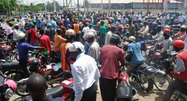 Okada Ban: Lagos Govt Reads Riot Act To Motorcyle Operators