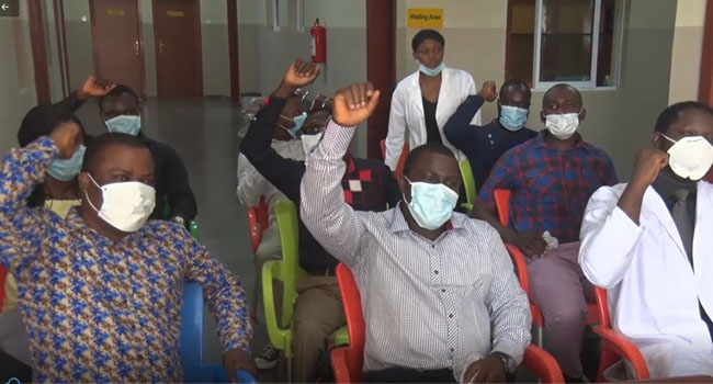 Ondo Doctors Begin Indefinite Strike Over Unpaid Salaries