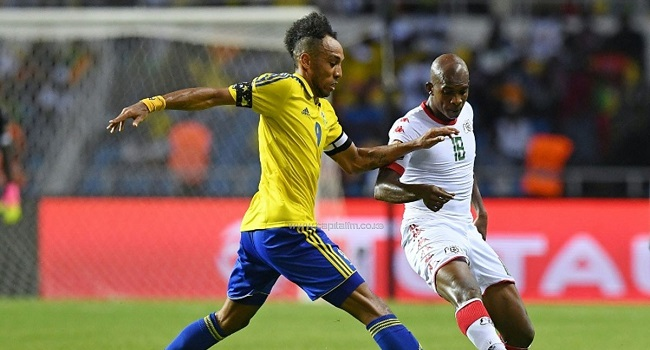 Aubameyang Unhappy As Gambia Airport Drama Mars Africa Cup Of Nations