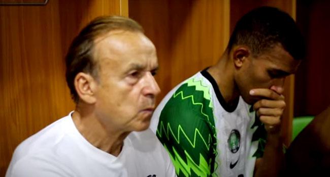 AFCON Qualifier: Rohr To Start Iheanacho, Etebo, Others Against Sierra Leone