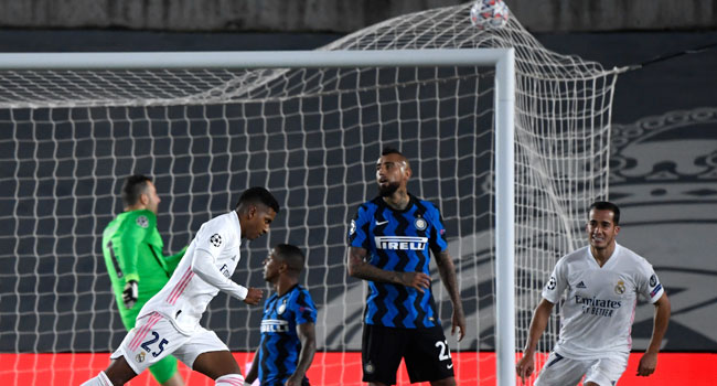 Rodrygo Sinks Struggling Inter To Give Real Madrid Crucial Win