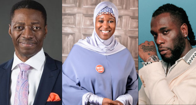 From online activism to physical protests, Sam Adeyemi, Aisha Yesufu and Burna Boy were active voices in the calls for an end to police brutality in Nigeria