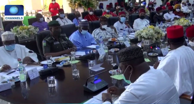 #EndSARS Protests: South East Governors Ask FG To Look Into Demands Of Youths