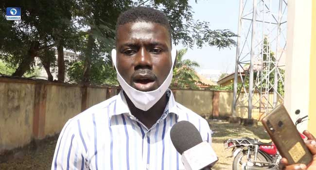#EndSARS: Man Testifies Before Benue Panel, Alleges Police Poured Petrol On Him