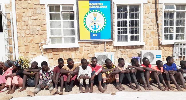 Army Arrests 27 Suspected Cultists In Plateau