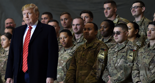 US To Slash Troop Levels In Afghanistan, Iraq