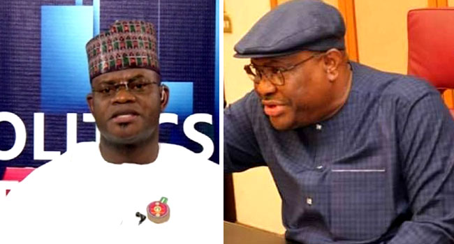 Umahi's Defection: Wike, Eight More PDP Governors To Join APC, Says Yahaya Bello