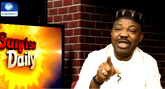 Odumakin Died Of COVID-19 Complications, Afẹ́nifẹ́re Confirms
