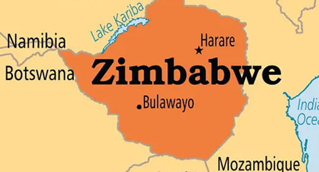 At Least 40 Miners Trapped In Zimbabwe's Mine Shaft Collapse