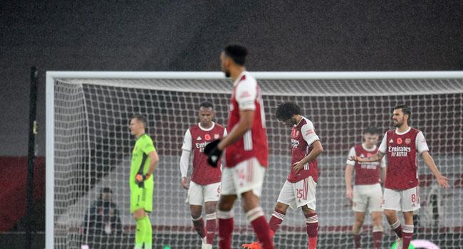 Aston Villa Shock Arsenal, Condemn Arteta To Joint-Heaviest Managerial Defeat