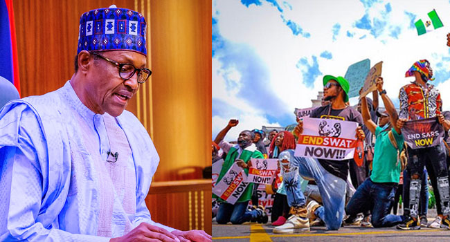 #EndSARS: Buhari Acted As A Father, If Not We'll Be Talking Of Something Else – Adesina