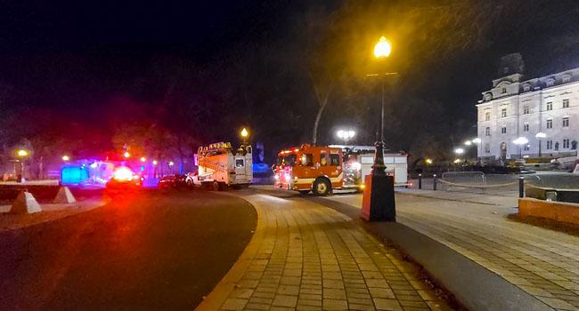 Canada Sword Attacker Kills Two In Halloween Rampage