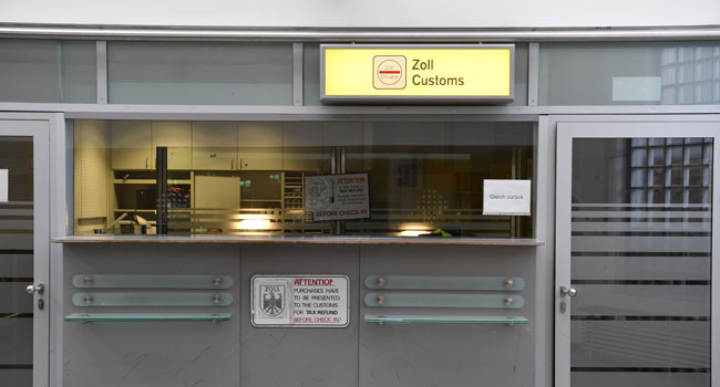 Robbers Burgle German Customs Office, Cart Away With 6.5M Euros