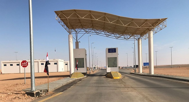 Iraq, Saudi Reopen Land Border After 30 Years