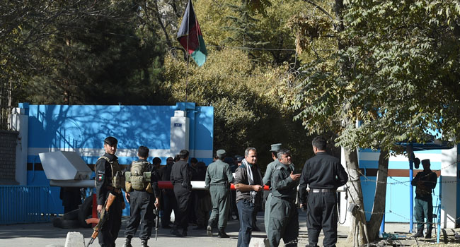 IS Attack On Kabul University Kills 22