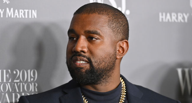 Kanye Wins Grammy For Best Contemporary Christian Album