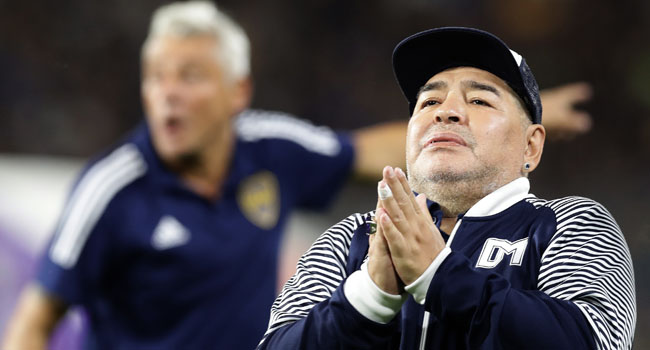 Maradona autopsy shows icon suffered from liver, kidney and heart disorders