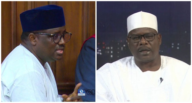 Alleged Money Laundering: Court Fixes Friday For Ruling On Ndume's Bail Application