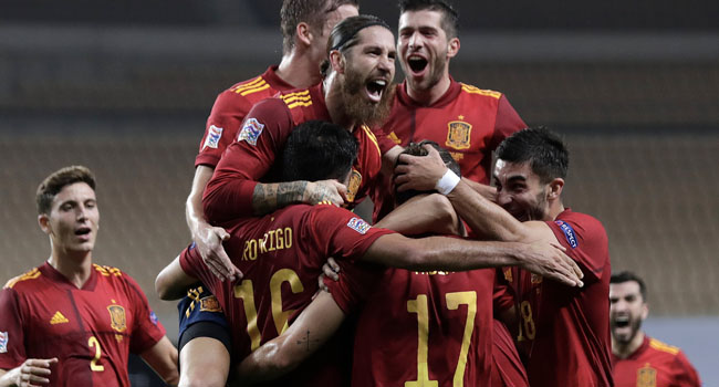 Spain's 6-0 Win Inflicts Worst Defeat On Germany In 89 Years