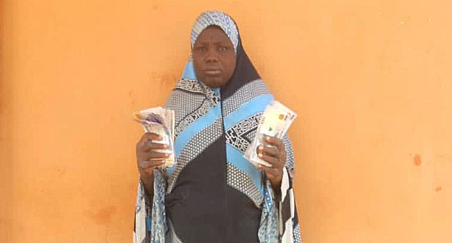 Police Arrest Pregnant Woman Caught With Fake Currency In Jigawa