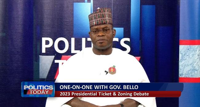 Bello Confident APC Will Retain Presidency, Says Party Touching Lives, Developing Nigeria