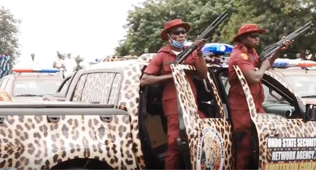 Amotekun Rescues Three Remaining Travellers From Abductors In Ondo