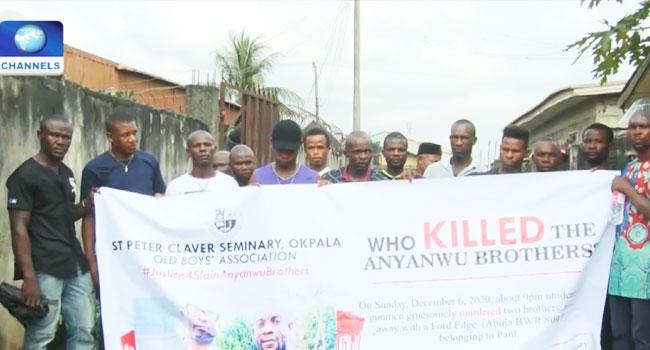 Imo Murder: Family, Friends Mourn Slain Anyanwu Brothers