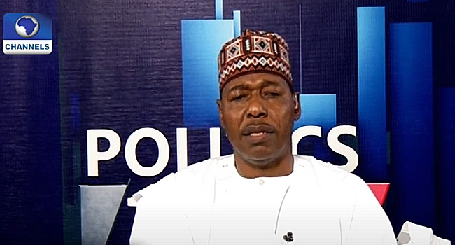 Mercenaries: Zulum Says More Personnel Needed To Fight Borno Insurgency