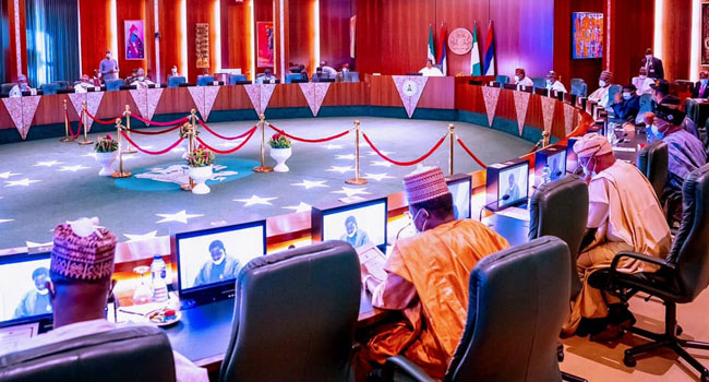 Insecurity: Buhari Meets Governors, Says More Equipment Are Being Procured