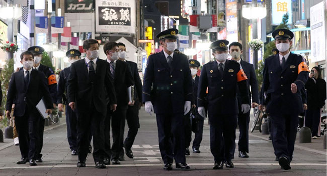 COVID-19: Japan To Halt All New Entry Of Foreign Nationals From Next Week