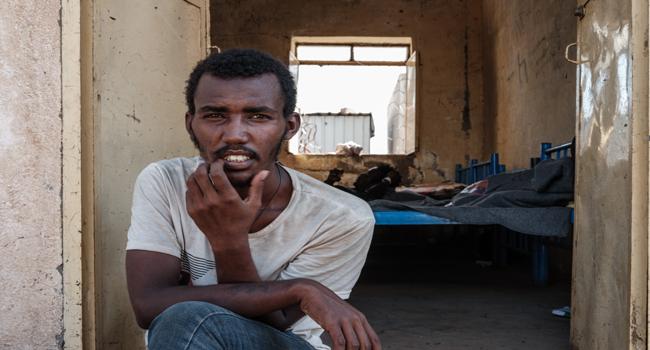 UN Raises Concern Over Eritrean Refugees Caught In Ethiopia Conflict