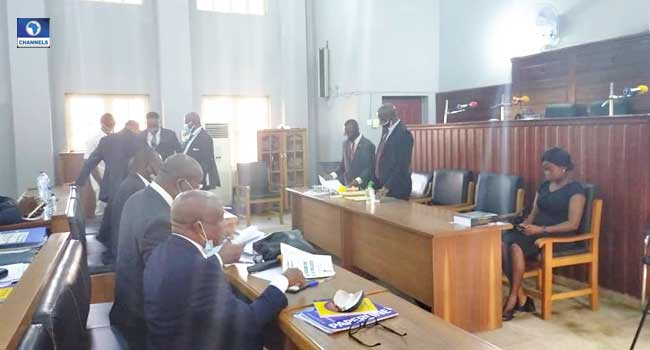 Edo Election: Petition Tribunal Continues Sitting