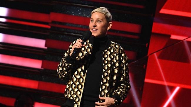 Ellen Degeneres Tests Positive For Coronavirus But 'Feeling Fine'