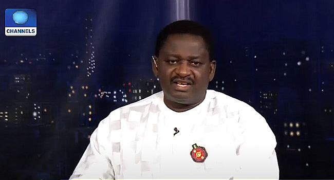 Security Is Not Something You Can Put a Timeline On – Adesina