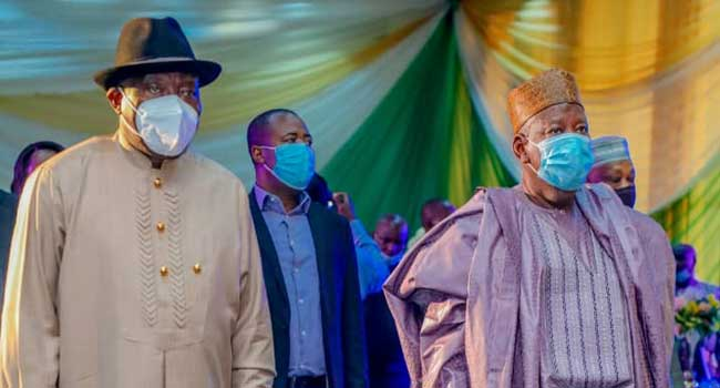 Jonathan's Acceptance Of 2015 Election Result, A Boost For Africa, Says Ganduje