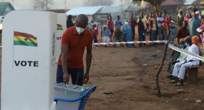 Ghana Heads To The Polls For Presidential, Parliamentary Elections