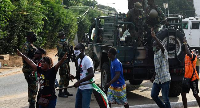 Five Killed In Ghana Electoral Violence – Police