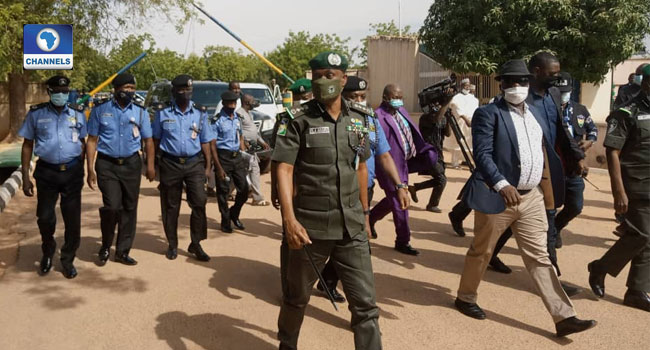 Kankara Abduction: IGP Visits Katsina, Vows Such Incident Won't Happen Again