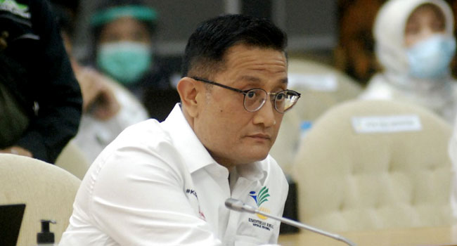 Indonesia Minister Arrested Over Alleged Embezzlement Of COVID-19 Food Funds