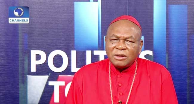 'Not The Right Thing To Do': Onaiyekan Condemns Negotiation With Bandits