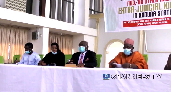 #EndSARS: Kaduna Judicial Panel Holds Inaugural Sitting, Receives 28 Petitions