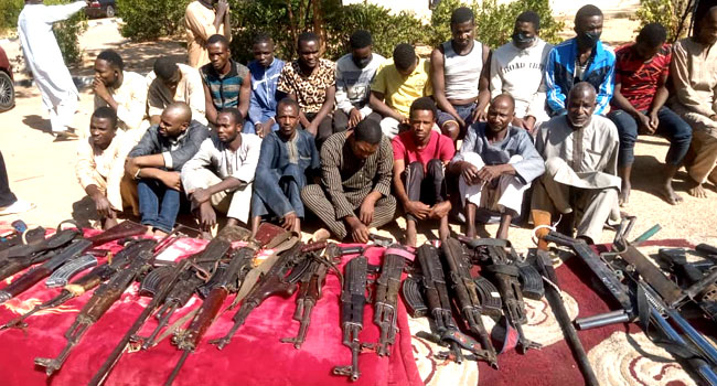 1,503 Suspects Arrested, 1,024 Crime Cases Reported In Katsina – Police