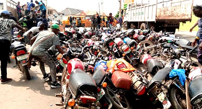 Court Dismisses Suit Against Restriction Of Motorcycles, Tricycles In Lagos