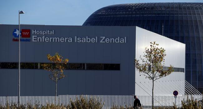 Madrid Inaugurates Huge New 'Pandemic' Hospital