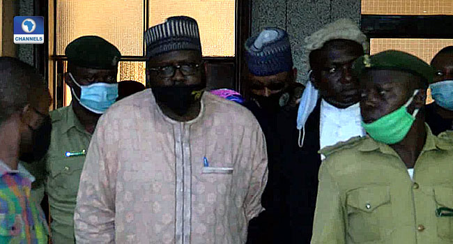 Court Fixes February 25 For Ruling On Maina's Bail Application